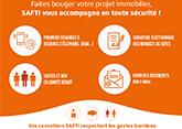 Les actualités du réseau immobilier SAFTI