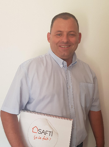 Johan Asmani - Nimes – 30900 – Conseiller SAFTI