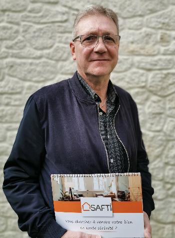 Jacques Martin - Guesnain – 59287 – Conseiller SAFTI