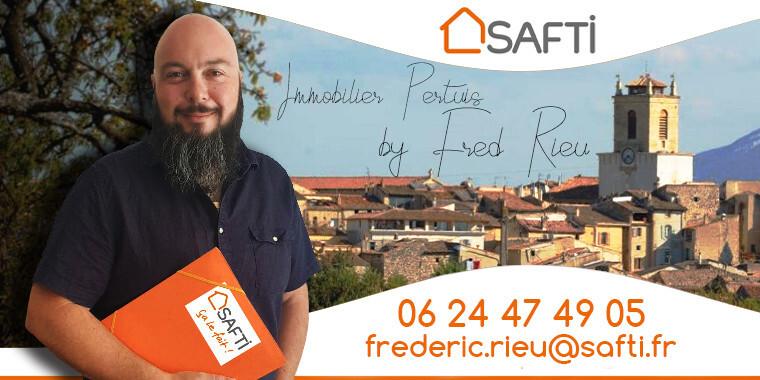 Frédéric Rieu - Pertuis – 84120 – Conseiller SAFTI