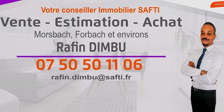 Rafin Dimbu - Morsbach – 57600 – Conseiller SAFTI