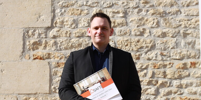 Damien Boiroux - Chail – 79500 – Conseiller SAFTI