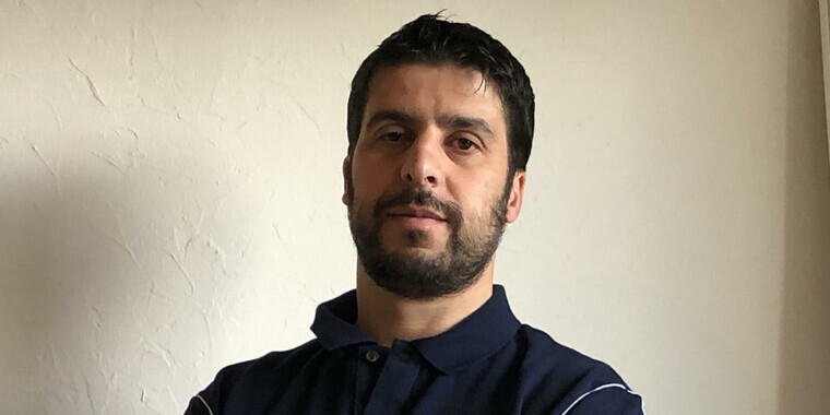 Samir El Boujjoufi - Jeumont – 59460 – Conseiller SAFTI