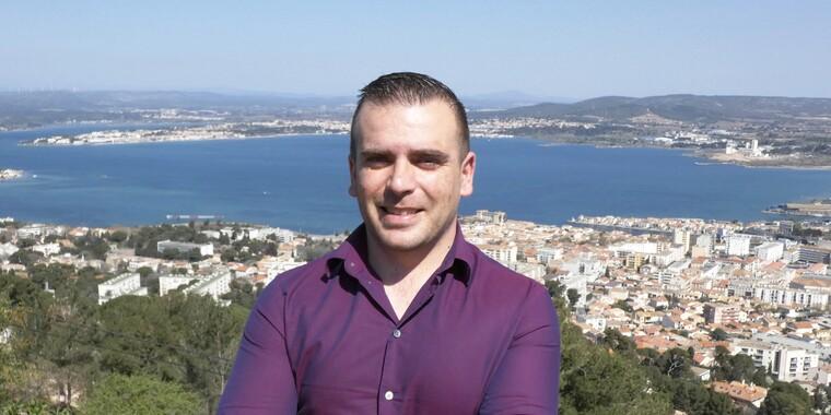 Eddie Joubert - Frontignan – 34110 – Conseiller SAFTI