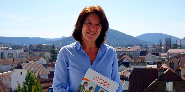Caroline Trouttet - Besancon – 25000 – Conseiller SAFTI