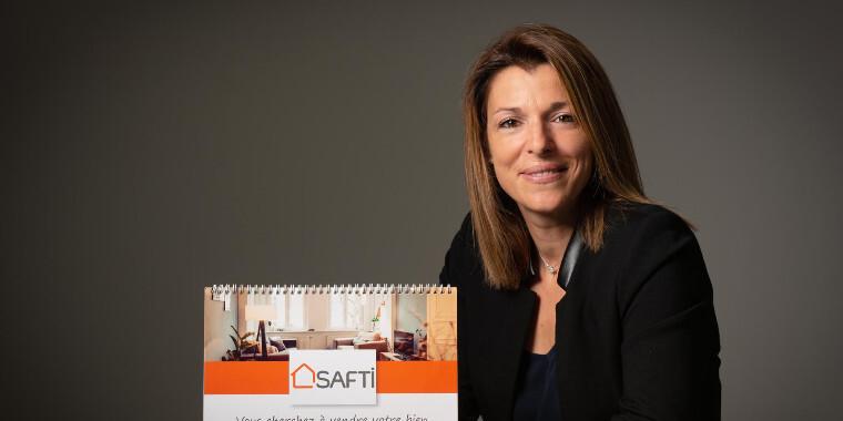 Maud Lacroix - Estrablin – 38780 – Conseiller SAFTI