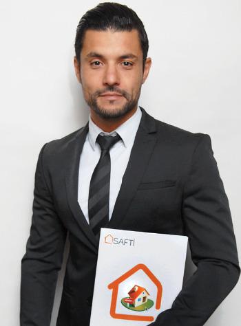 Amine Djellouli - Touques – 14800 – Conseiller SAFTI