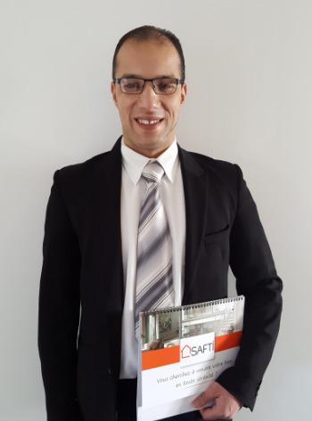 Mehdi Drici - Evin-Malmaison – 62141 – Conseiller SAFTI