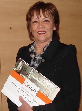 Claudine Giroux - Bedarieux – 34600 – Conseiller SAFTI