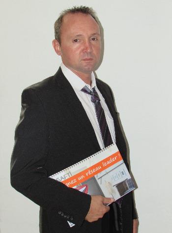 Christophe Ouvrier - Voulgezac – 16250 – Conseiller SAFTI