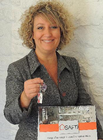 Véronique Belliard - L' Hermenault – 85570 – Conseiller SAFTI