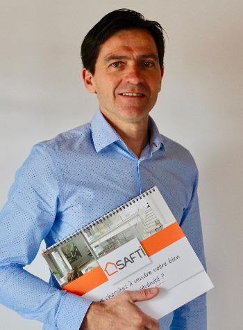 Christophe Hugon - Saint-Julien-Les-Rosiers – 30340 – Conseiller SAFTI