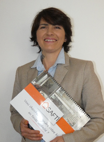 Delphine Gasparine - Villefranche-De-Lonchat – 24610 – Conseiller SAFTI