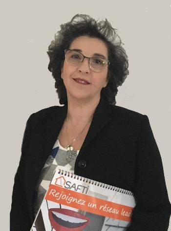 Carmelina Lo Giudice - Nilvange – 57240 – Conseiller SAFTI
