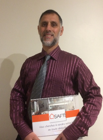 Ahmed Chaaib - Gisors – 27140 – Conseiller SAFTI