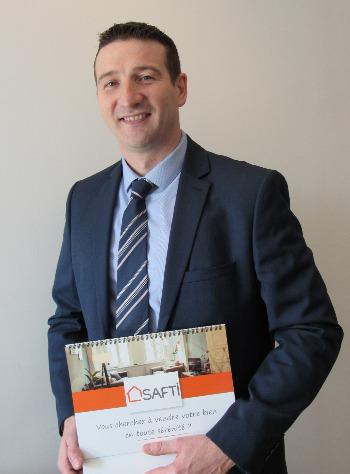 Christophe Garin - Aulnoye-Aymeries – 59620 – Conseiller SAFTI