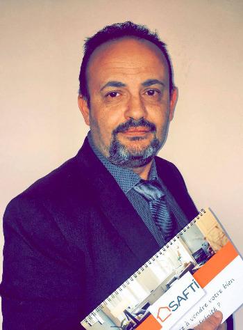 Philippe Martinez (70400) - Hericourt – 70400 – Conseiller SAFTI
