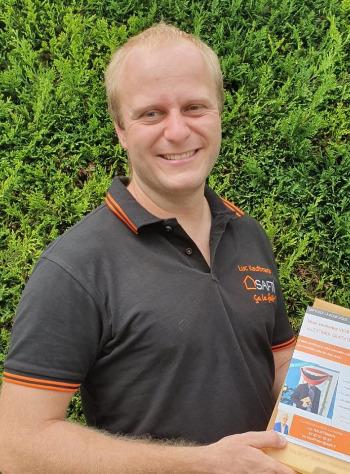 Luc Kauffmann - Strasbourg  – 67000 – Conseiller SAFTI