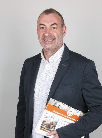 Vincent Lelong - Calais – 62100 – Conseiller SAFTI