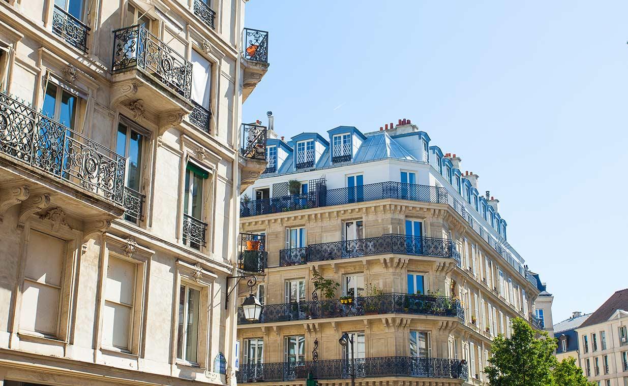 Prix immobilier ville france
