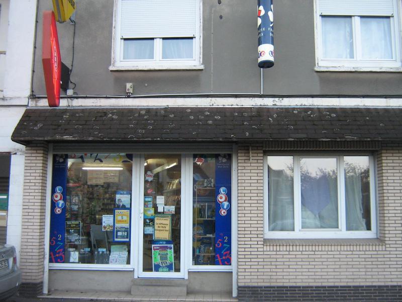 Votre conseiller immobilier safti christian leroux noeux les mines 62290 - Maison commercial a vendre ...