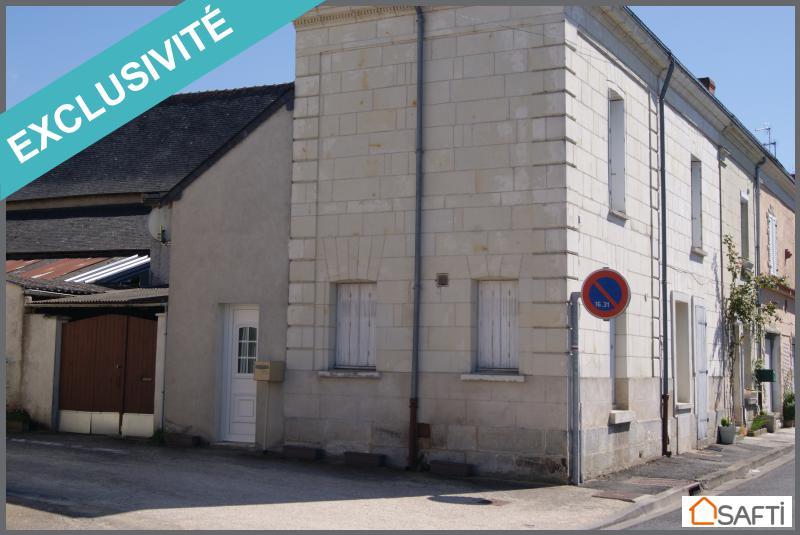 Annonce vente maison sainte maure de touraine 37800 98 for Achat maison touraine