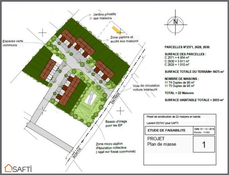 Prix immobilier au m2 de la ville meauzac 82290 bien for Prix des terrains au m2