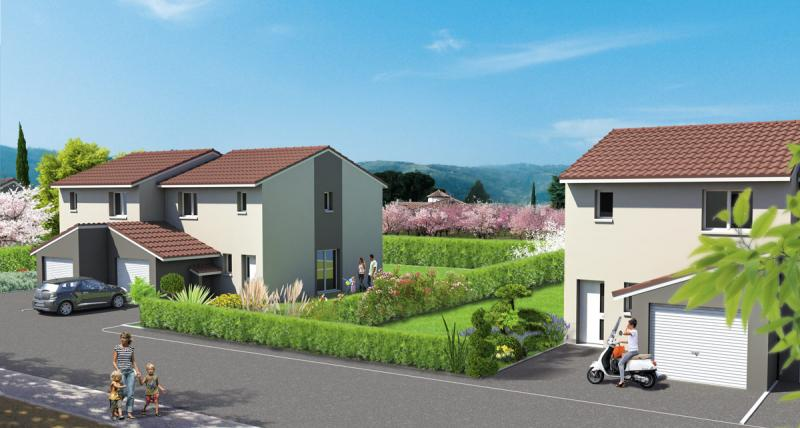 Annonce vente maison sablons 38550 92 m 174 800 for Annonce pour louer une maison