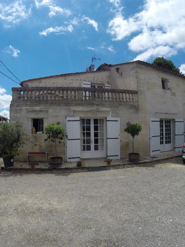 Annonce vente maison saint quentin de baron 33750 202 for Maison de l emploi saint quentin