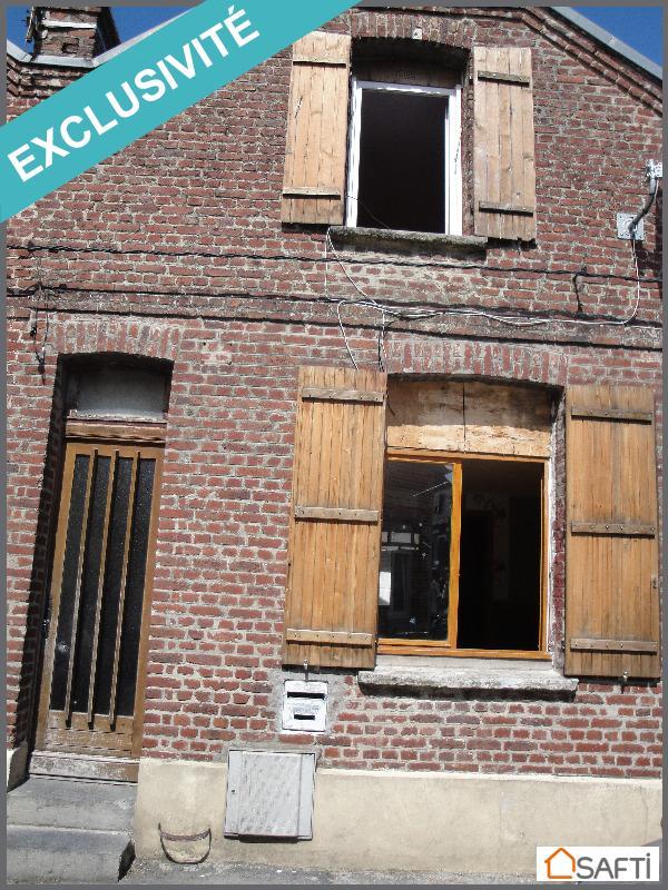 Annonce vente maison saint quentin 02100 72 m 70 000 for Maison de l emploi saint quentin