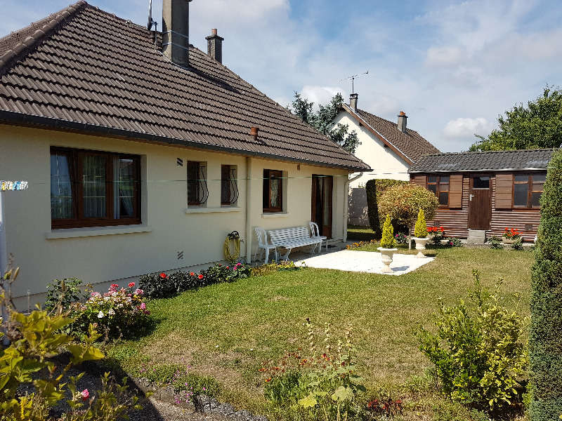 Annonce vente maison saint quentin 02100 77 m 152 for Maison de l emploi saint quentin
