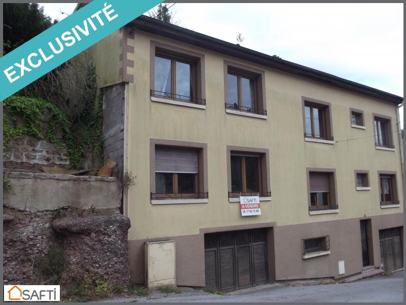 Annonce vente maison pinal 88000 200 m 95 000 for Maison de l etudiant epinal
