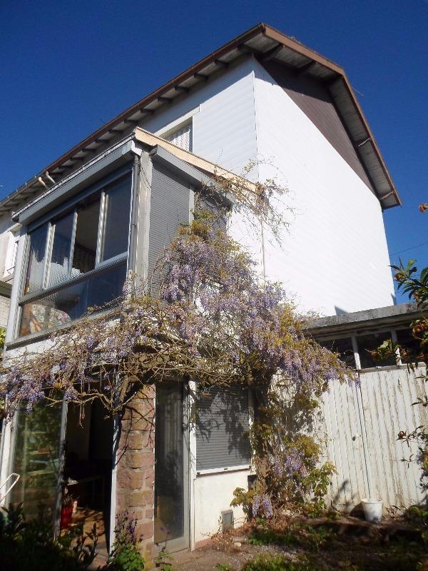 Annonce vente maison pinal 88000 90 m 98 000 for Maison de l etudiant epinal