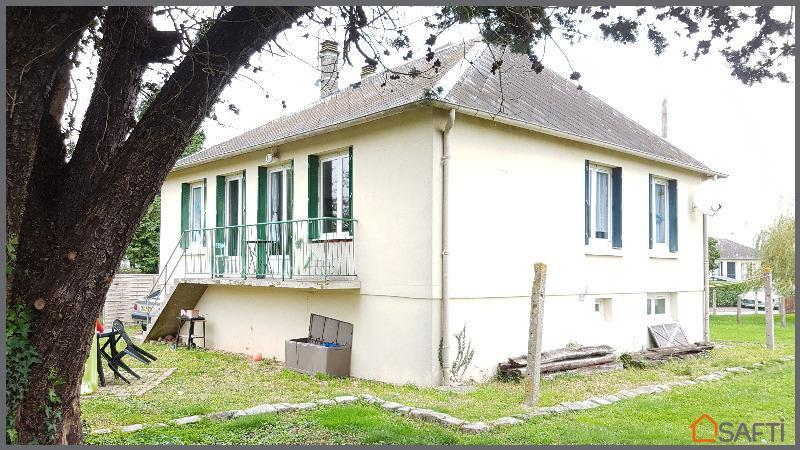 Achat maison saint andre de l 39 eure 27220 5 pi ces for Achat d une maison