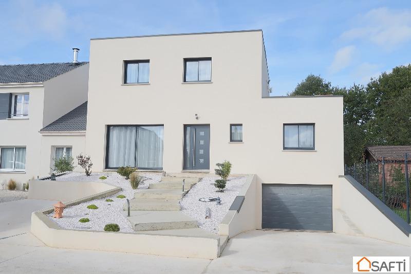 Annonce vente maison la ville du bois 91620 165 m for Maison ville du bois