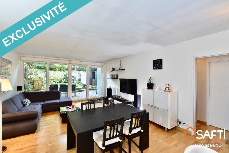 annonce vente appartement massy 91300 65 m 290 000 992739530968. Black Bedroom Furniture Sets. Home Design Ideas