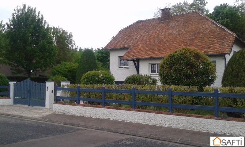 Annonce vente maison la chapelle saint luc 10600 125 for Piscine de la chapelle saint luc