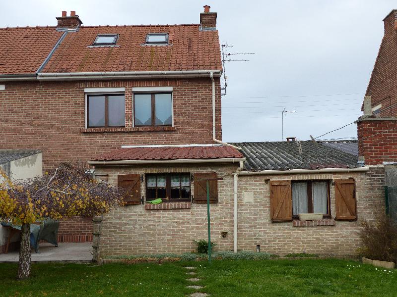 Annonce vente maison bruay la buissi re 62700 93 m for Maison bruay la buissiere