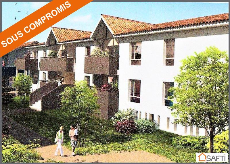 Annonce vente appartement m rignac 33700 69 m 260 for Appartement merignac