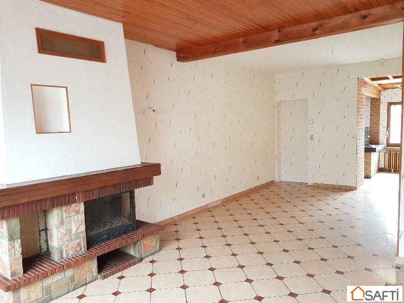 Annonce vente maison saint quentin 02100 107 m 95 for Maison de l emploi saint quentin
