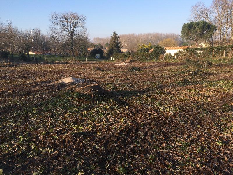 Achat terrain les mathes 17570 571m 78 000 safti for Achat terrain financement
