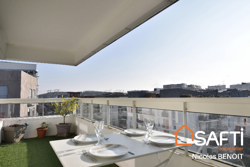 Location appartement massy atlantis for Location appartement a