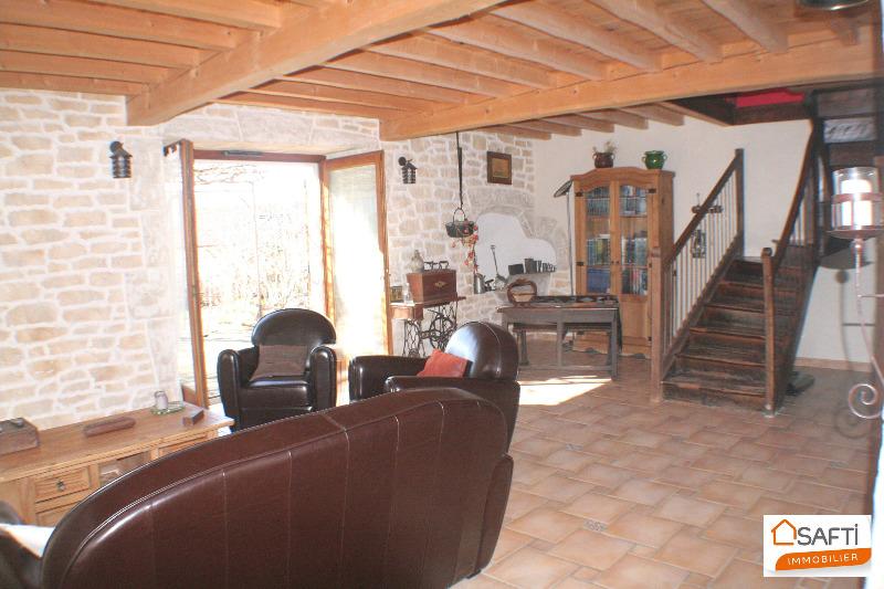 Achat Maison à Voiron, 38500 - 5 pièces, 200m², 349 000 € - SAFTI