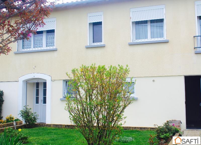 Achat maison niort 79000 5 pi ces 155m safti for Achat maison niort