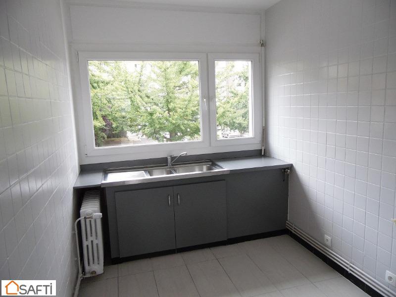 achat appartement longeville les metz 57050 3 pi ces 61m safti. Black Bedroom Furniture Sets. Home Design Ideas