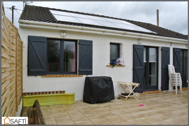 Achat Maison à Marles Les Mines, 62540 - 3 pièces, 75m² - SAFTI