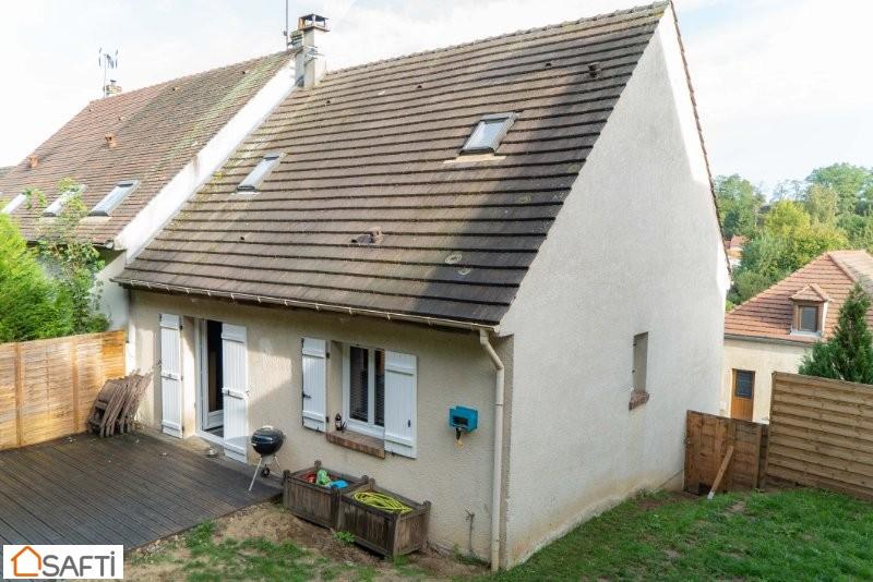 Vente Maison à Nanteuil-Le-Haudouin, 8, 8 pièces, 88m², € 8,8
