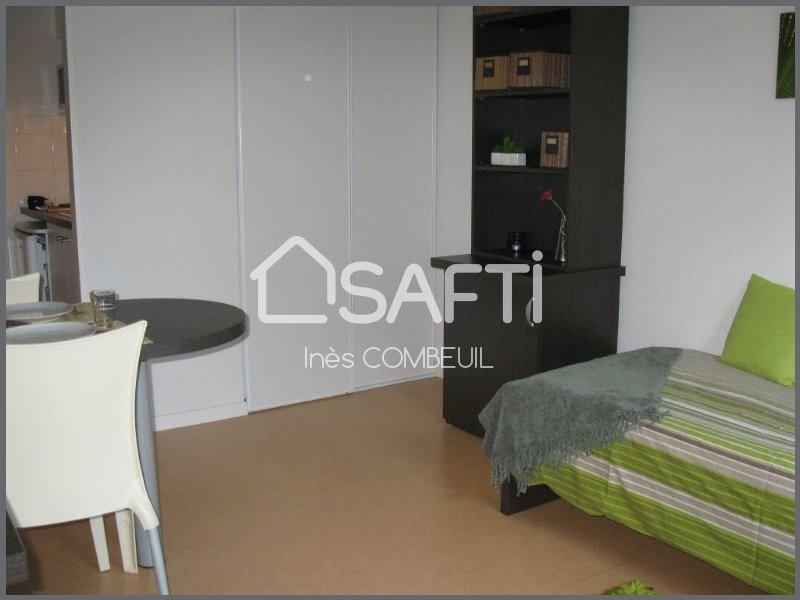 Achat Appartement à Nantes 44300 1 Pièce 21m² 75 900