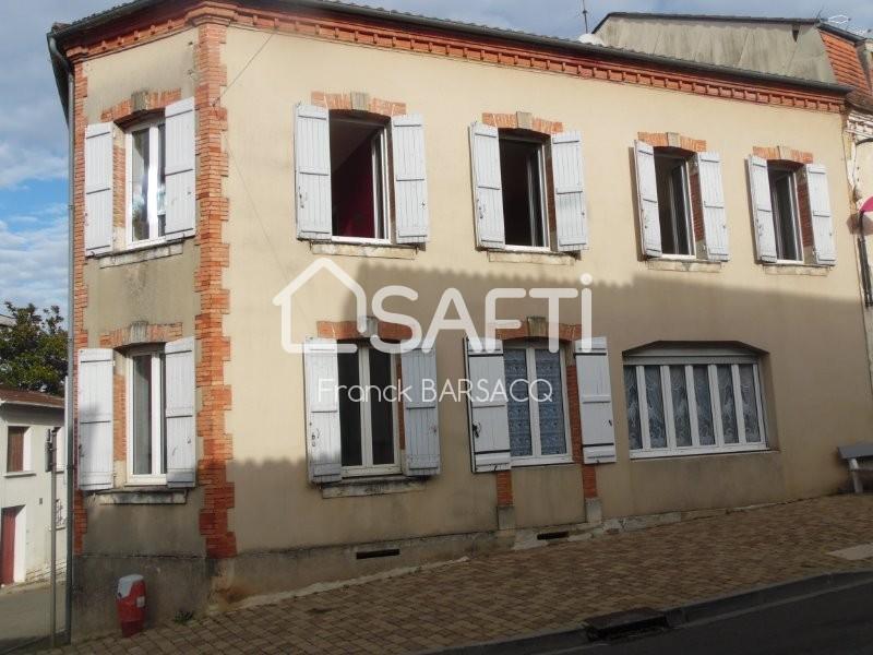 Conseiller Immobilier Safti Barsacq Franck à Cazaubon
